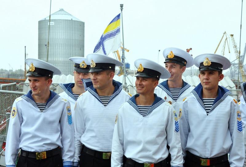 морское образование в украине